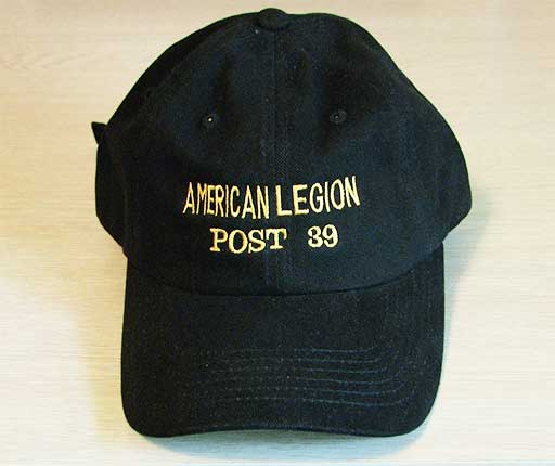 Hat American Legion Post 39 For Sale