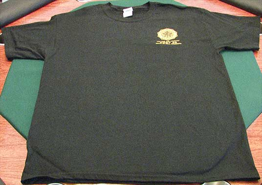 American Legion Post 39 T-Shirt Front